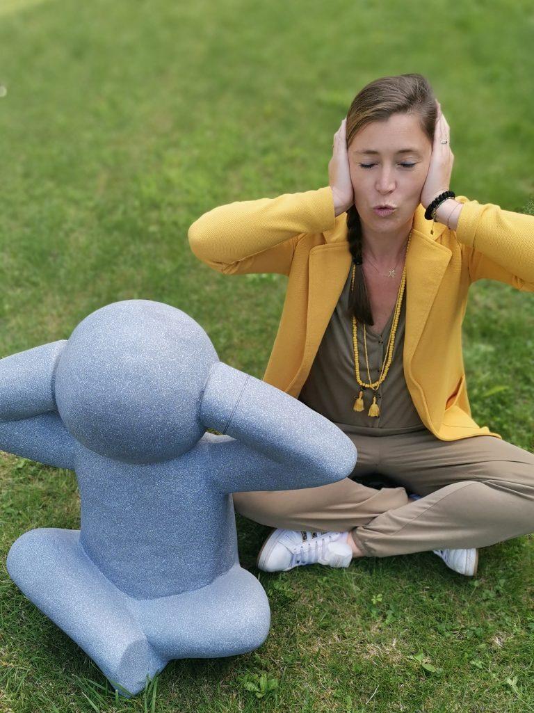 Bérangère et la statue têtue