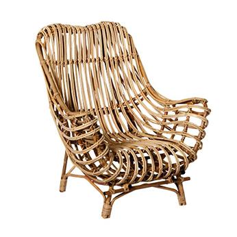 chaise en rottin